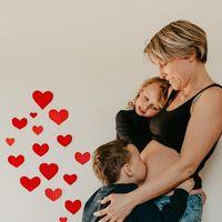 Mama van Fonne en Odette