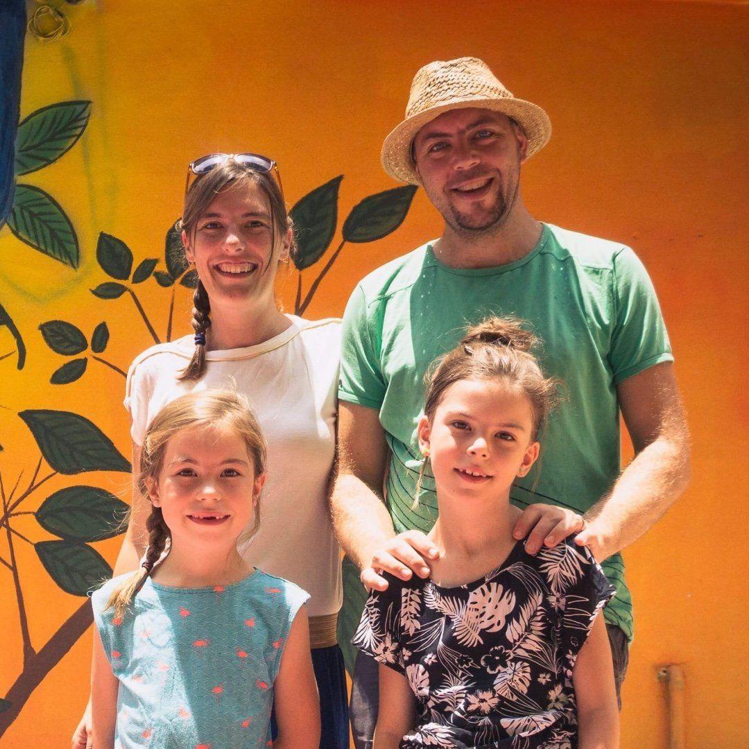 FAMILY TRAVEL PHOTOGRAPHY