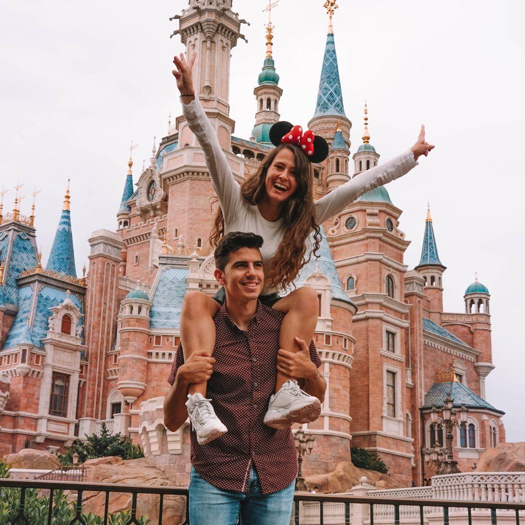 BLANCA + ALBERT travel couple