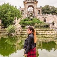Wanderlust tourist